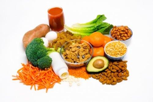 alimentos con acido folico para embarazadas