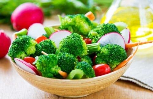 alimentos con bajas calorias
