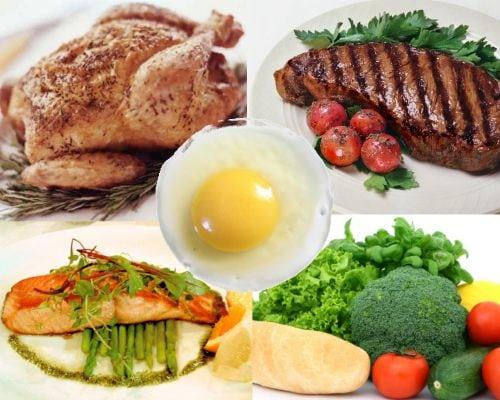 alimentos con hierro para la anemia