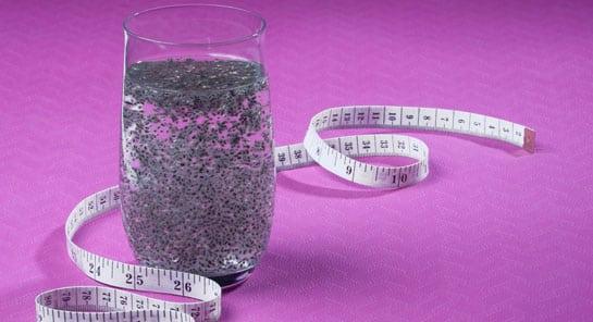 Beneficios de la chia para bajar de peso