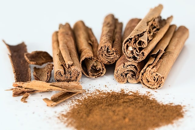Beneficios de la canela para la diabetes