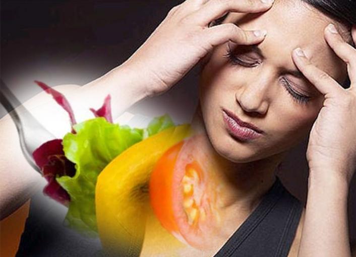alimentos con histamina alta