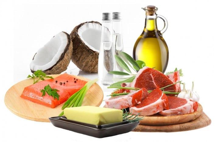 alimentos bajos en carbohidratos