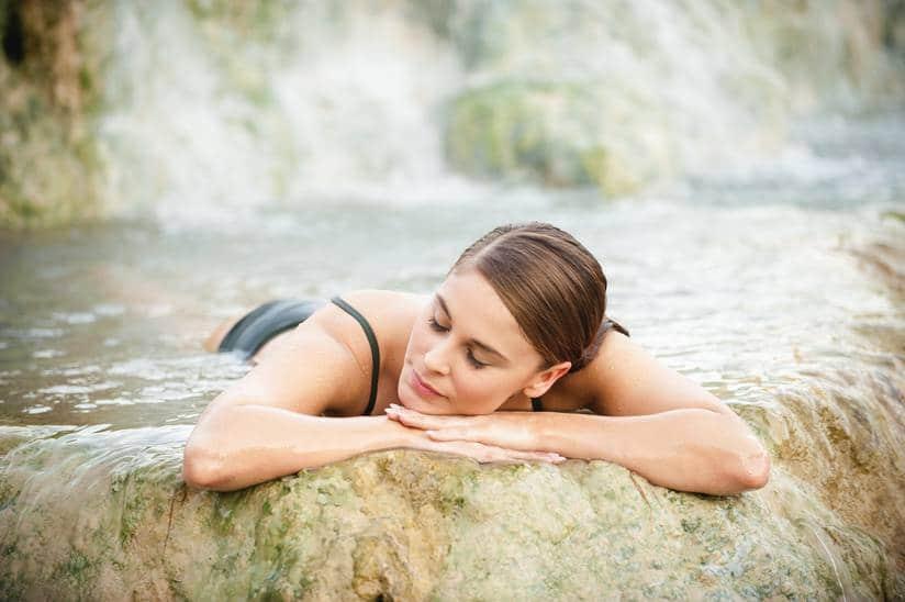 beneficios de las aguas termales