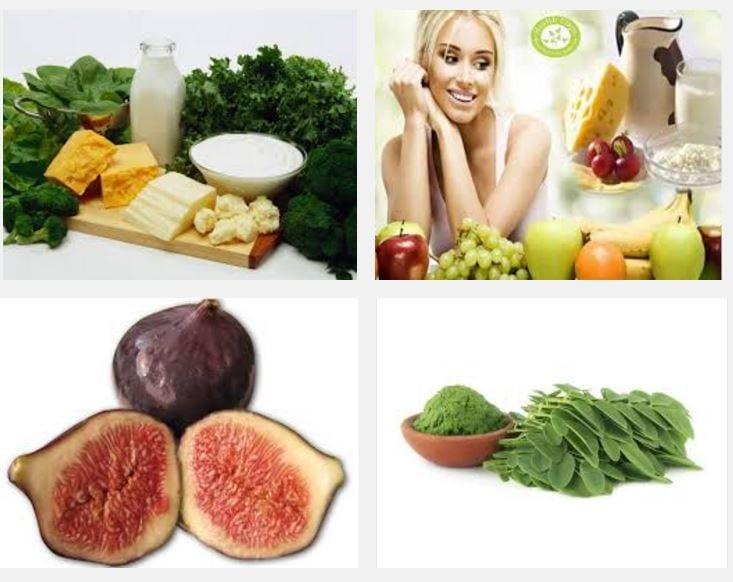Alimentos con calcio lista importancia y principales fuentes - Alimentos que tienen calcio ...
