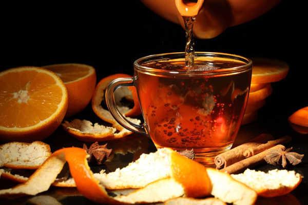 beneficios de la cascara de naranja