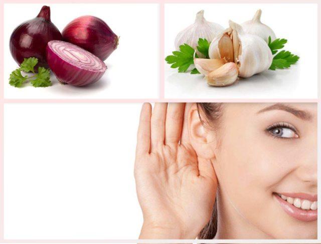remedios para los oidos-cebolla y ajo