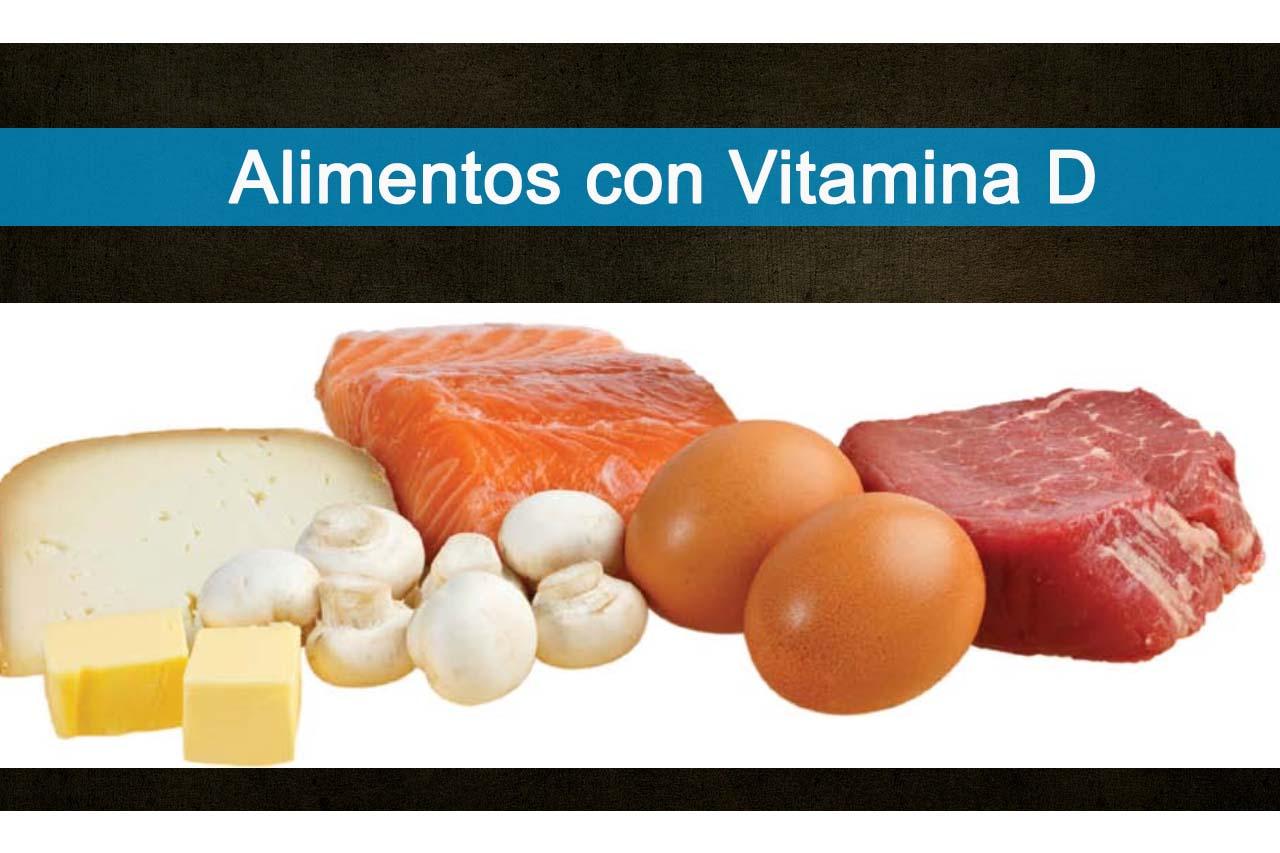 Alimentos con vitamina d importancia y dosis recomendadas for Comidas con d