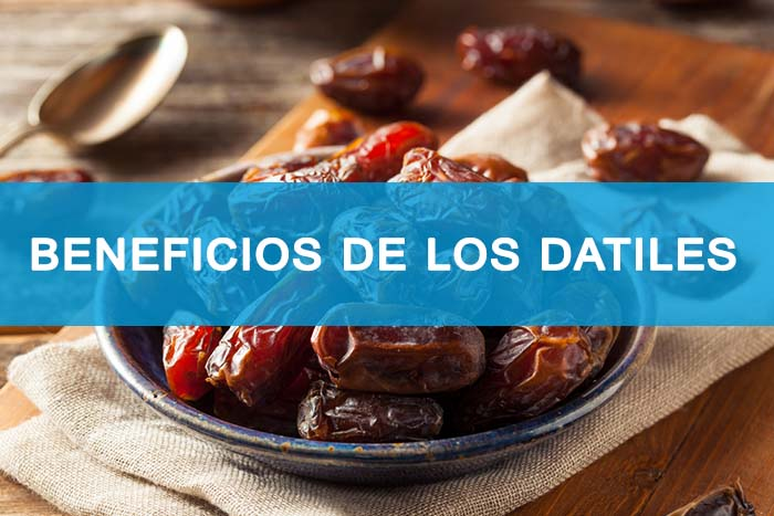beneficios de los datiles