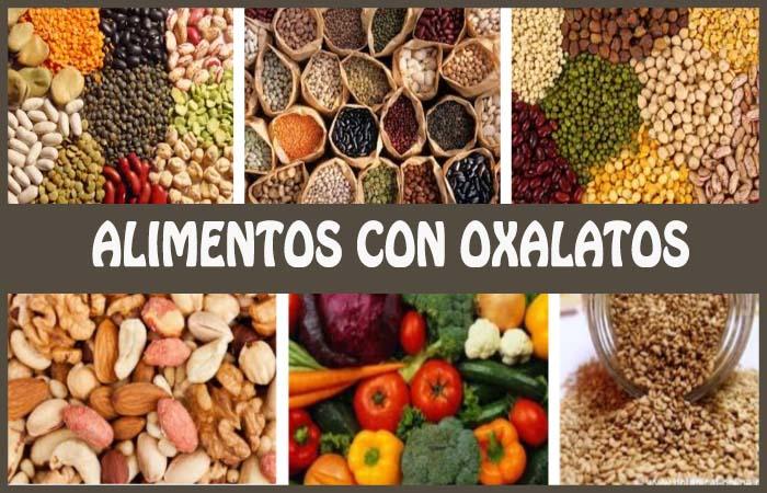 quais connective tissue alimentos ricos square measure oxalato de cálcio