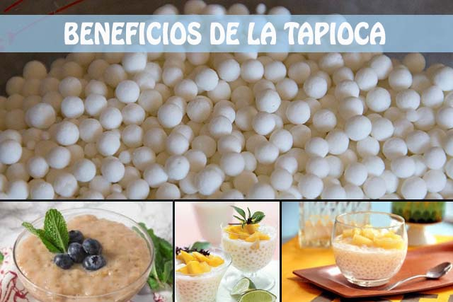 beneficios de la tapioca