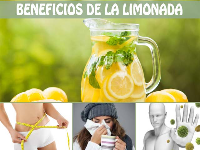 beneficios de la limonada