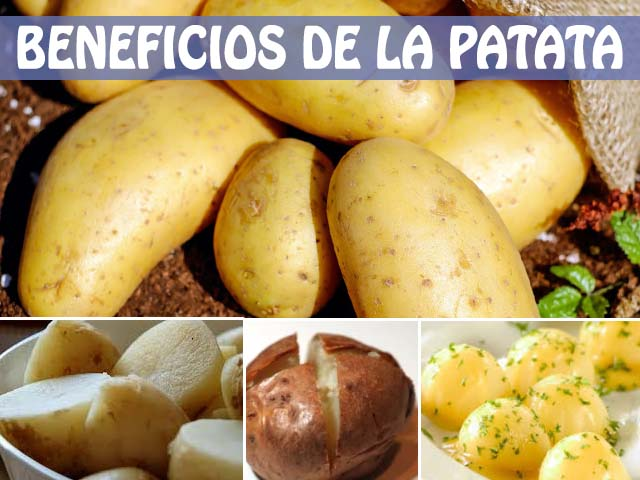 beneficios de la patata