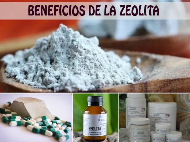 propiedades y beneficios de la zeolita