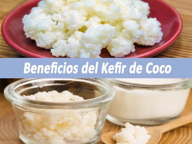 beneficios del kefir de coco