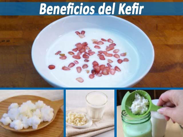 beneficios del kefir