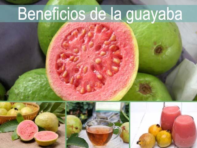 beneficios de la guayaba