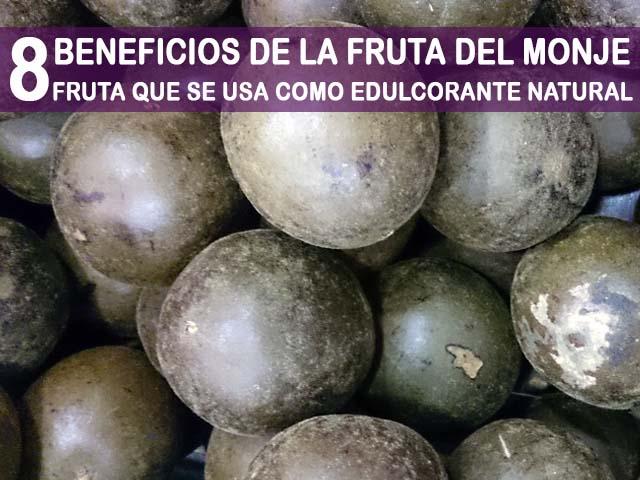 edulcorante de fruta de monje sin eritritol y diabetes