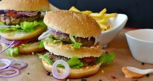 Comida rápida vegana y residuos animales