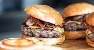 La Hamburguesa es un alimento que aumenta los trigliceridos